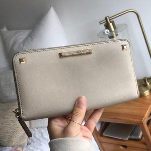 Rebecca Minkoff Beige Wallet